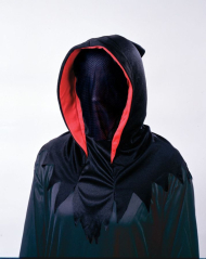 Grim Reaper Invisible Mask Deluxe