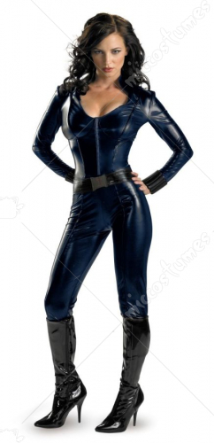 Iron Man Black Widow Costume