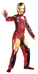 Iron Man Child Mark Costume