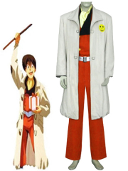 Irresponsible Captain Tylor Cosplay Costume