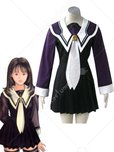 Is Iori Yoshizuki School Uniform