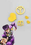 JoJo's Bizarre Adventure 4 Josuke Higashikata Cosplay zubehör