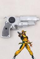 JoJo's Bizarre Adventure Hol Horse Weapon Gun
