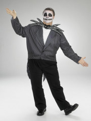 Jack Nightmare Before Christmas Plus Size Adult Costume
