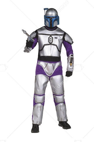 Jango Fett Adult Costume