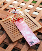 Japanese Glass Wind Chime Firework
