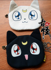 Sailor Moon Cat Small Shoulder Bag