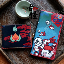 Hoozuki no Reitetsu Leather Wallet