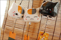 Natsume's Book of Friends Madara Wind Chime