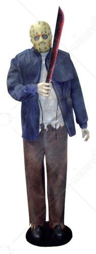 Jason Voorhees Lifesize Animated