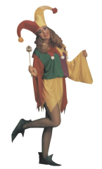 Jester Kings Adult Costume