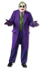 Joker Deluxe Adult Costume