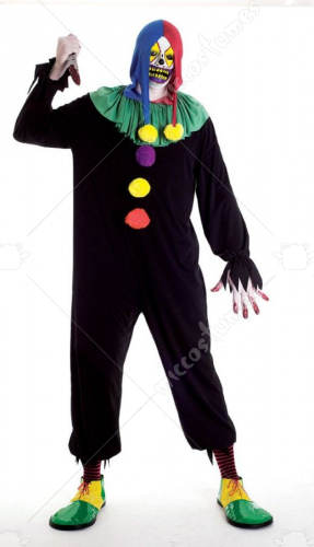 Joker Jack Men Adult Costume