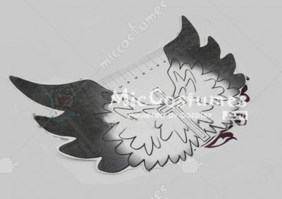 Jormungand Valmet Cosplay Tattoo Sticker