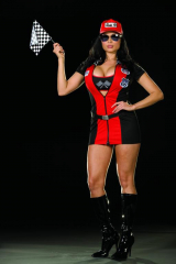 Joy Rider Adult Plus Costume
