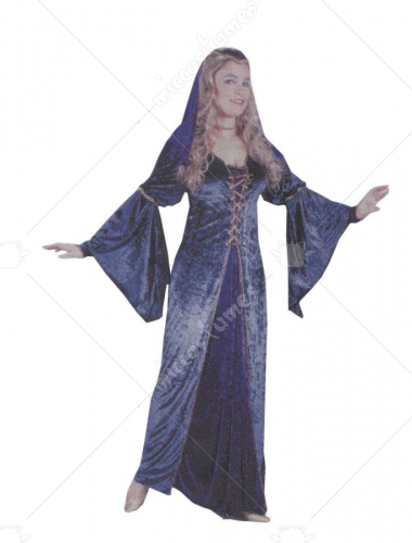 Juliet Velvet Plus Size Costume