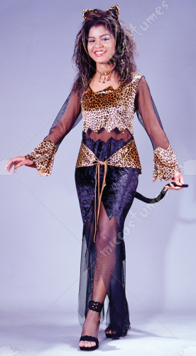 Jungle Cat Jane Teen Costume