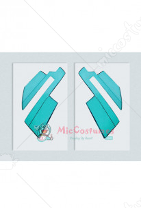 Kagerou Project Ene Cosplay Tattoo Sticker