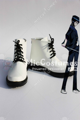 K Kuroh Yatogami Cosplay Shoes