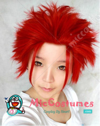 K Mikoto Suoh Cosplay Wig