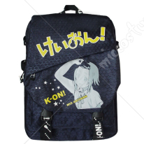 K ON Mio Akiyama Dark blue Backpack