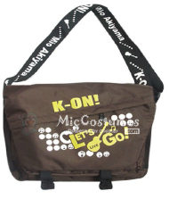 K ON Brown Satchel