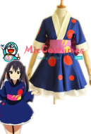 K On Azusa Nakano Cosplay Kimono