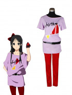K On Mio Akiyama Cosplay Costume