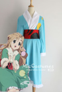 K On Tsumugi Kotobuki Cosplay Kimono