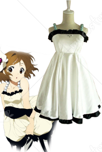 K On Yui Hirasawa Cosplay Dress