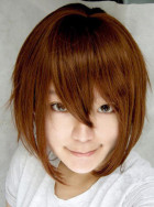 K-On Yui Hirasawa Cosplay Wig