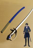 K Awashima Seri / Saruhiko Fushimi Cosplay Sword