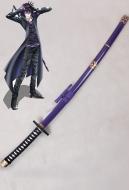 K Mishakuji Yukari Cosplay Sword