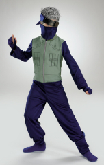 Kakashi Quality Child Costume