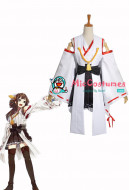 Kantai Collection Kongou Cosplay Costume