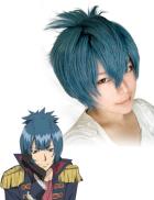 Katekyo Hitman Reborn Daemon Spade Cosplay Wig