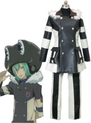 Katekyo Hitman Reborn Flan After 10years Cosplay Costume