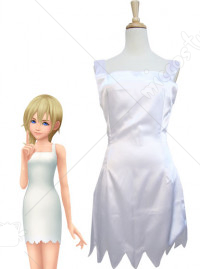 Kingdom Hearts Namine Cosplay Costume