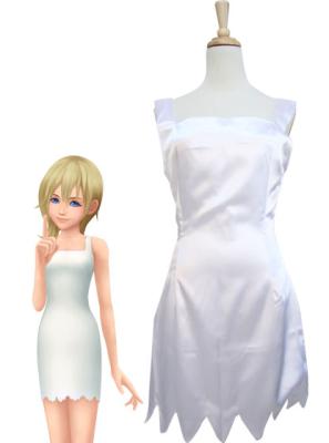Kingdom Hearts Namine Cosplay Costume