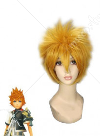 Kingdom Hearts Ventus Cosplay Wig