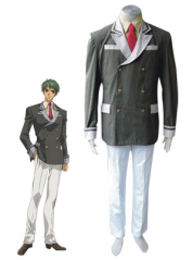 Kiniro no Corda Tsuchiura Ryotaro School Uniform Cosplay Costume
