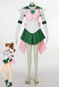 Cosplay SuperS de Kino Makoto Sailor Jupiter dans Sailor Moon