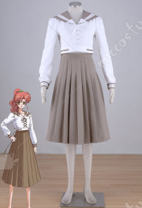 Cosplay uniforme scolaire de Kino Makoto dans Sailor Moon