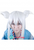 Gugure! Kokkuri-San Fox Spirit Cosplay Wig
