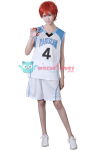 Kurokos Basketball Akashi Seijuurou Cosplay Costume New Version
