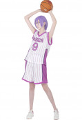 Kurokos Basketball Murasakibara Atsushi Cosplay Costume New Version Men S