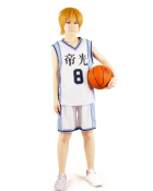 (Free Shipping) Kurokos Basketball Kise Ryota Teiko Middle School Cosplay Costume
