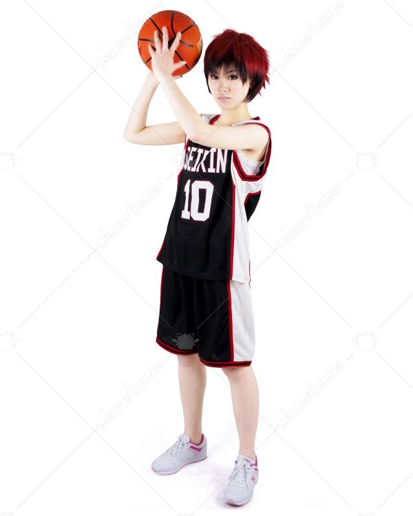 Kuroko S Basketball Season 2 Tagalog Version: Kurokos Basketball Kagami Taiga Version 2 Cosplay Costume