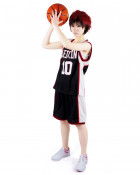 (Free Shipping)Kurokos Basketball Kagami Taiga Version 2 Cosplay Costume