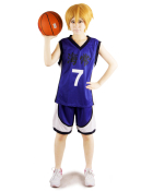 (Free Shipping) Kurokos Basketball Kise Ryota Cosplay Costume